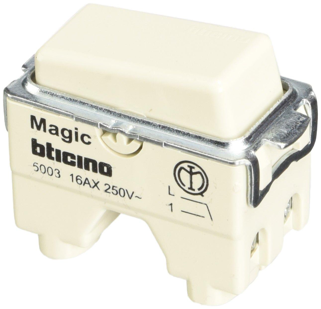 BTICINO  5003 DEVIATORE 1P 16AX 250 VAC