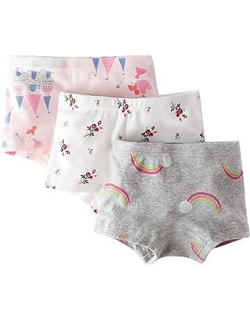 Pantaloni bambina 5 Pack per Bambini Pantaloni Mutandine Slip 100/% COTONE Ladybird Kitty