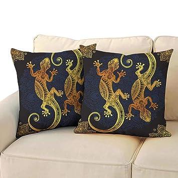 Amazon.com: Funda de almohada personalizada mágica con ...