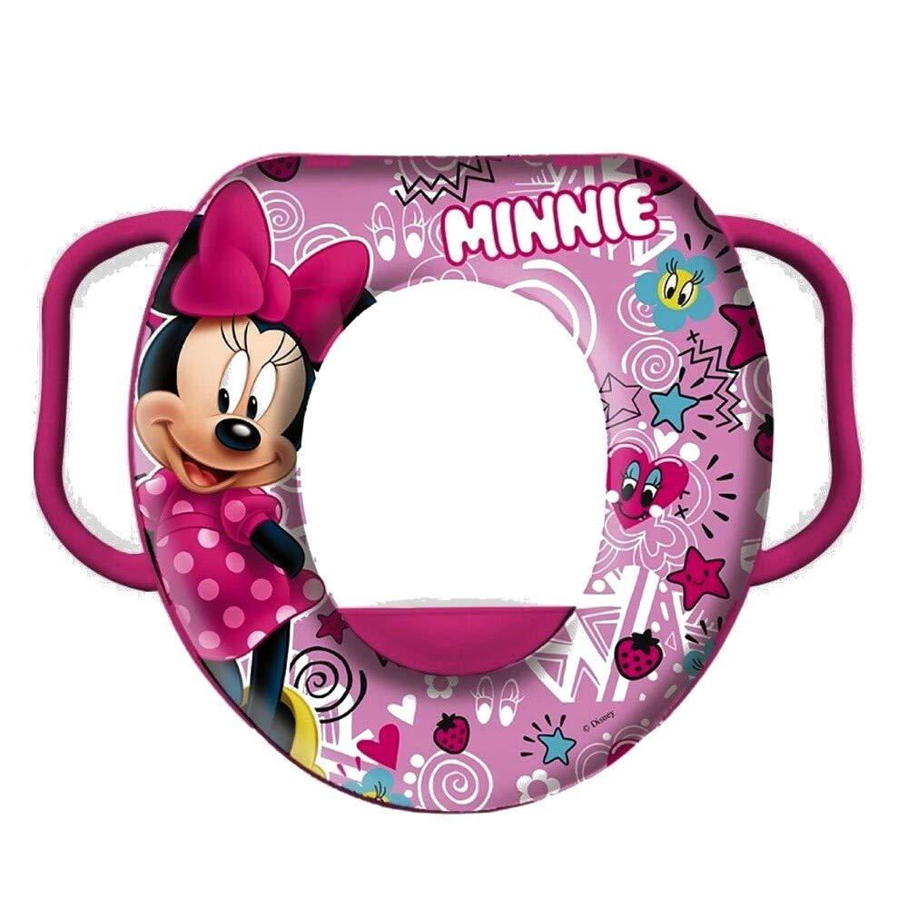 GUIZMAX Reducteur Toilette Minnie Mouse Siege Enfant Disney WV