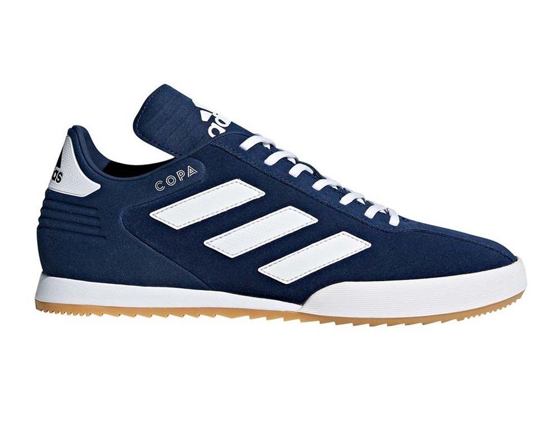 adidas Men's Copa Super Soccer Shoe, Collegiate Navy/White/Collegiate Navy, 8 M US by adidas