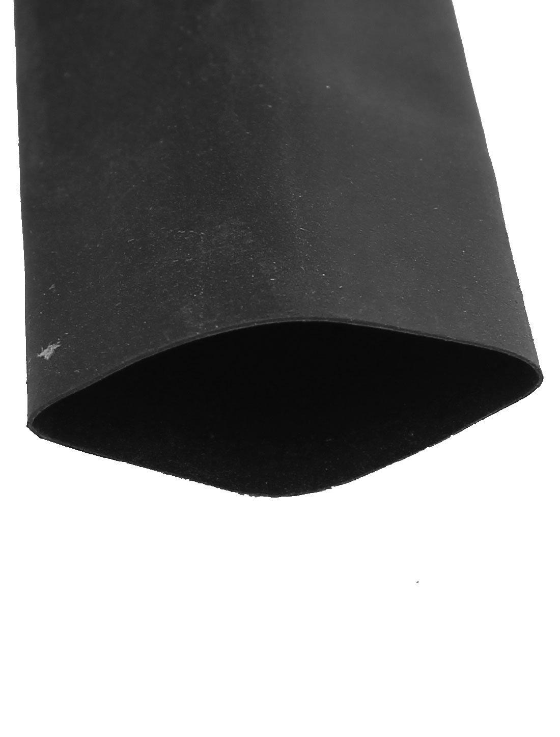 Amazon.com: Polyolefin 20 milímetros Tubo Diâmetro Heat Shrink Tubing 8.2Ft Preto Comprimento: Car Electronics