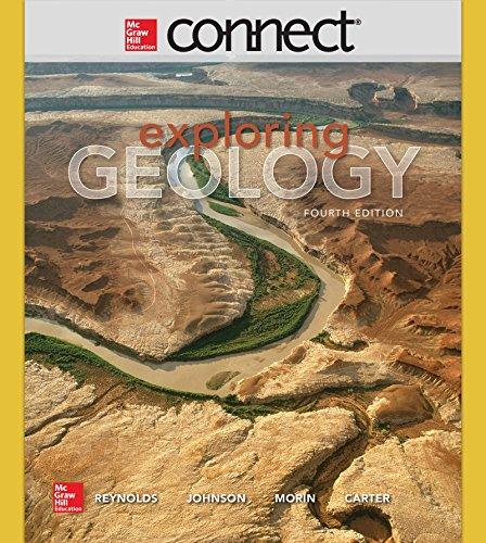 Connect Access Card for Exploring Geology