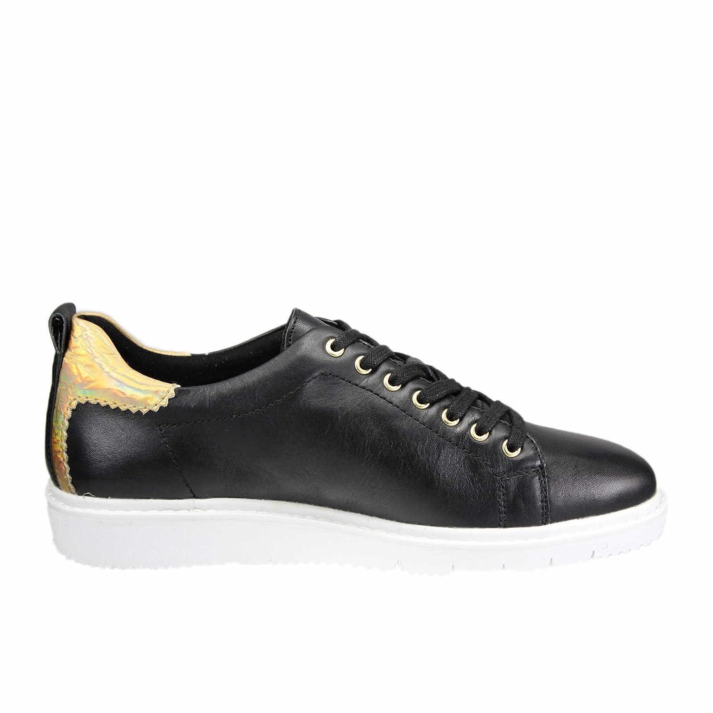 Tamaris Women's 1-1-23716-38/091 Lace-Up Flats black black: Amazon.co.uk:  Shoes & Bags
