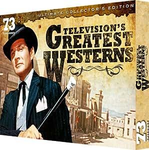 Ultimate TV Western Collection (Bonanza, Bat Masterson, The Life and Legend of Wyatt Earp, Wagon Train, Roy Rogers Show, The Deputy, Shotgun Slade, Judge Roy Bean, Ranger Rider, Buffalo Bill Jr., Adventures of Kitt Carson, Lone Ranger, Death Valley Days)
