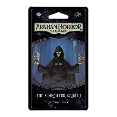 Arkham Horror LCG: The Search for Kadath: Toys & Games
