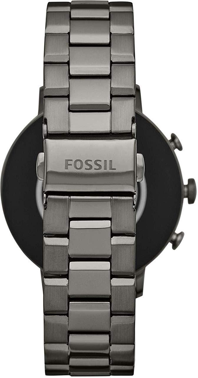Fossil Q Venture HR Reloj Inteligente Acero Inoxidable GPS (satélite): Amazon.es: Electrónica
