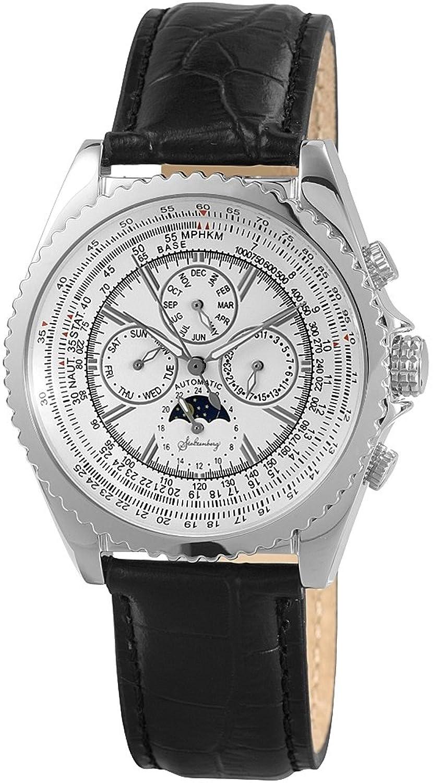 Stolzenberg Herren-Armbanduhr Analog Automatik ST2200290009