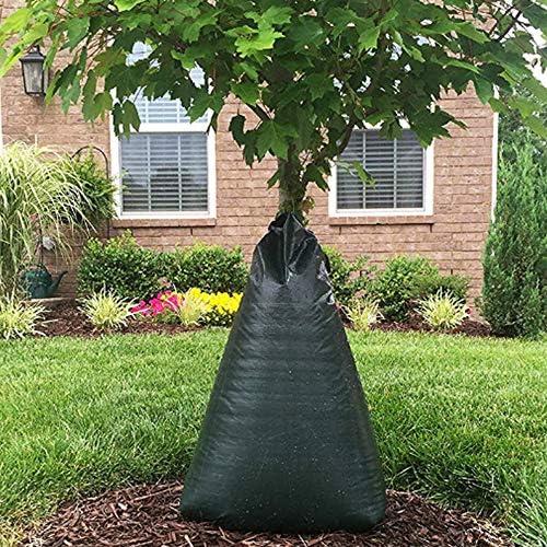 ConPush Baumbewässerung, mobieler Giesssack, Bewässerungsbeutel Tröpfchenbewässerung (1 PCS)
