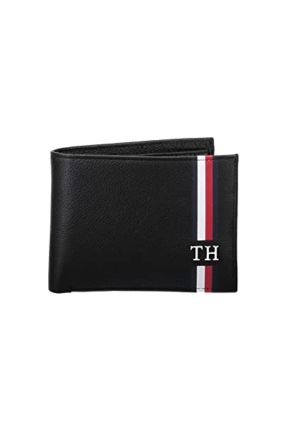 Tommy Hilfiger Cartera Corporate Extra Hombre U Negro ...