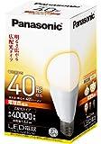 パナソニック LED電球 一般電球タイプ 広配光タイプ 6.6W (電球色相当) 口金直径26mm  電球40W形相当 485 lm LDA7LGK40W