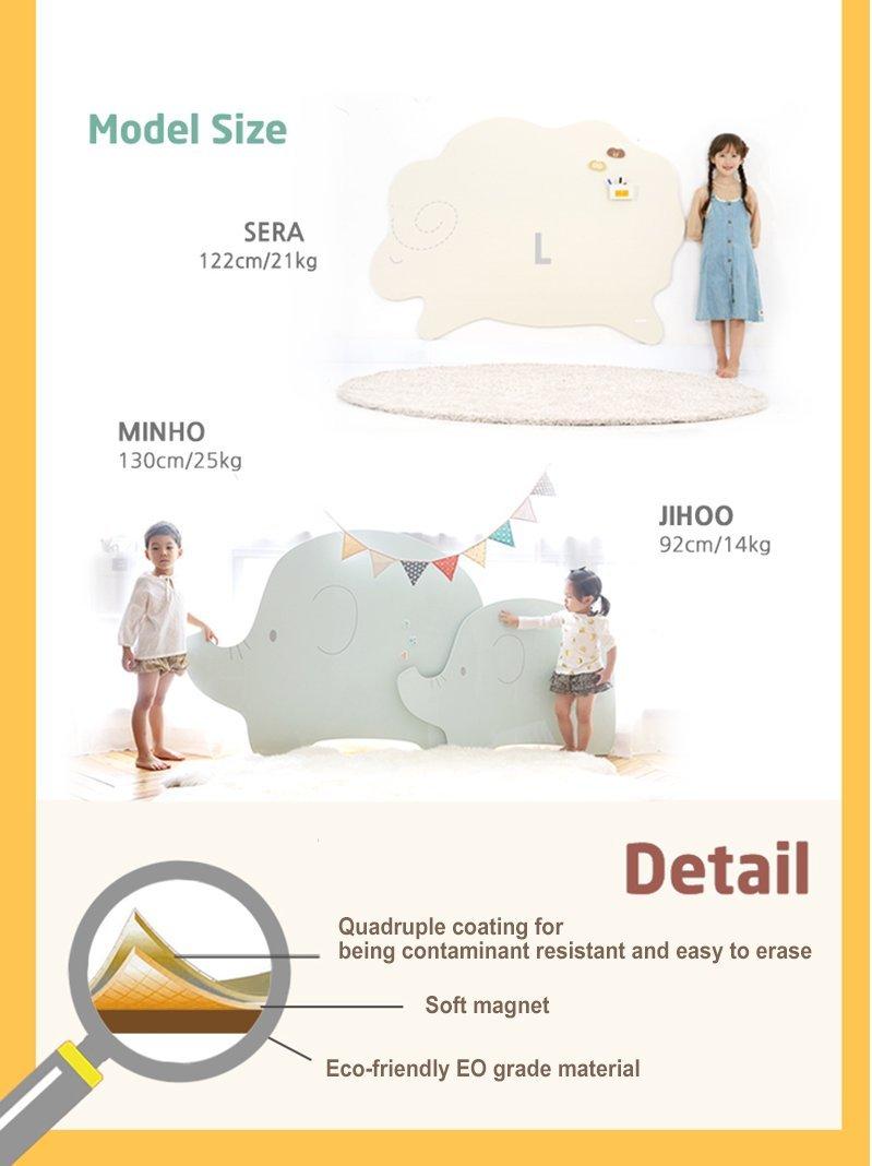Character Kids Children Memo Home Decor Memory Bulletin Board Bear-Yellow
