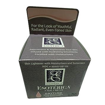 6 Pack - Esoterica Fade Cream Daytime 2.5 oz Thalgo Mceutic Pro-Regulator Make-Up Remover Salon Product 150ml/5.07oz