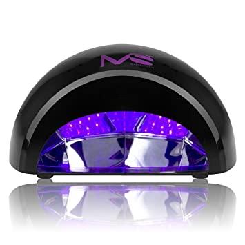 MelodySusie 12W LED Nail Dryer   Nail Lamp Curing LED Gel Nail Polish,  Professional For