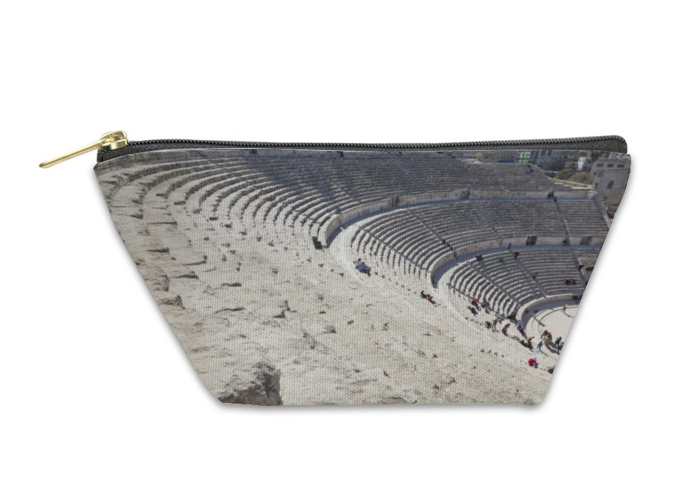 Gear New Accessory Zipper Pouch, The Roman Theater In Amman Jordan, Large, 5993527GN by Gear New