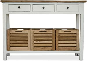 Urban Home Copenhagen Console with Storage