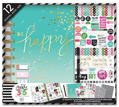 Create 365 Planner Box Happy