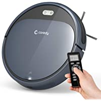 Coredy 1400Pa Super-Strong Suction, Ultra Slim, Automatic Self-Charging Robot Vacuum Cleaner