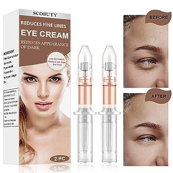 Amazon.com: Crema de ojos para debajo de los ojos, crema de ...