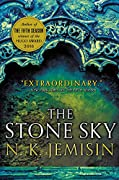 The Stone Sky by N.K. Jemisin fantasy book reviews