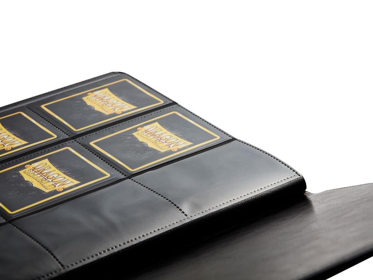 Caelum Dragon Shield Codex 4 Pocket Portfolio 8 160 Card Storage Binder