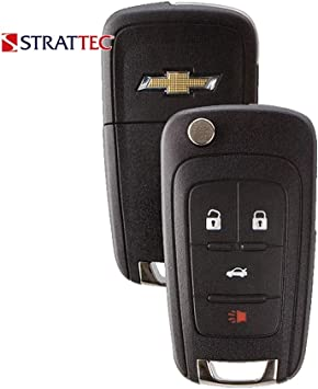 Amazon Com Oem 4 Button Remote For Chevrolet Cruze Camaro Equinox