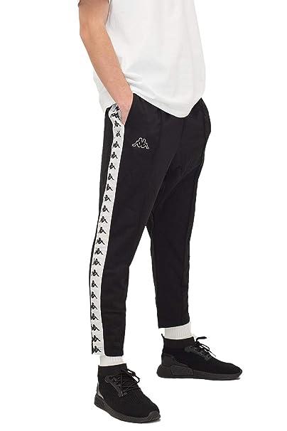 ultime tendenze del 2019 immagini dettagliate nuove foto Kappa 3031WR0 Pantaloni Uomo Bianco S: Amazon.it: Abbigliamento