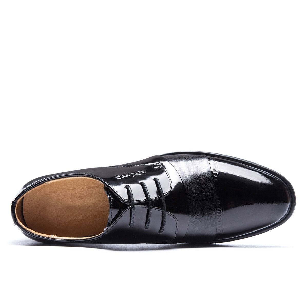 LEDLFIE Business Tipps Business LEDLFIE Dress Lederschuhe Lackleder schwarz baca9e