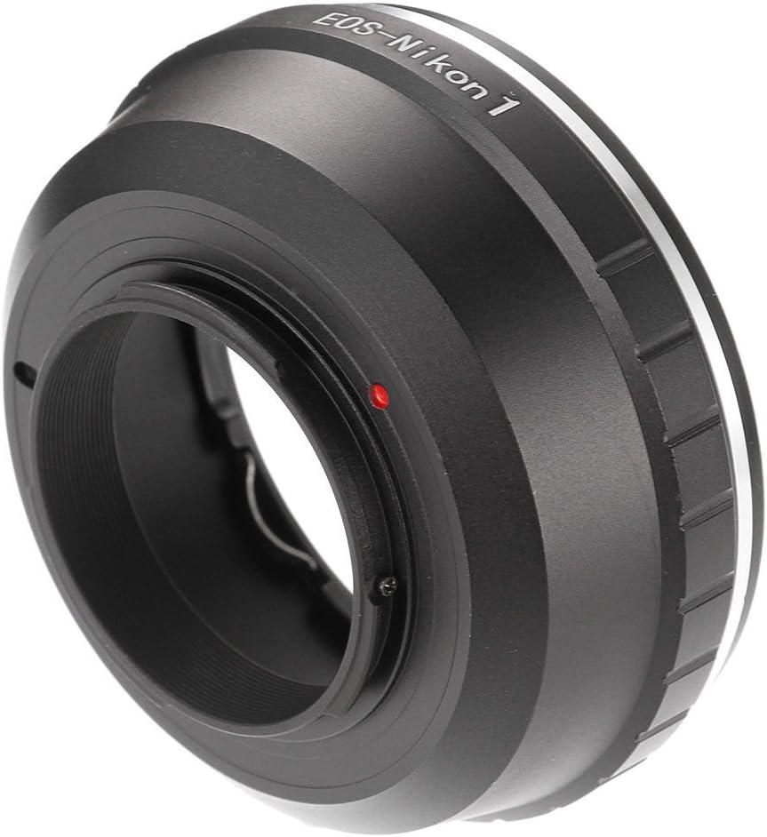 V3 J3 J2 V2 J4 S1 S2 V1 AW1 J5 FocusFoto Adapter Ring for Canon EOS EF EF-S Mount Lens to Nikon 1 N1 Mirrorless Camera Body J1