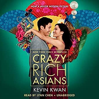 crazy rich asians audible audio edition kevin kwan lynn chen random house audio. Black Bedroom Furniture Sets. Home Design Ideas