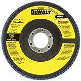 DEWALT DW8352 4-1/2-Inch by 7/8-Inch 60G Type 27 Flap Disc