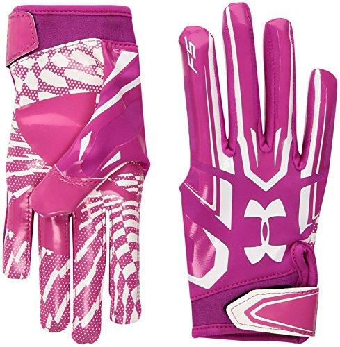 Under Armour Boys Youth F5 Football Gloves