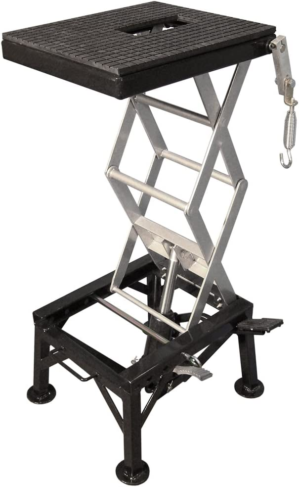 Amazon.com: Motorsport Products 92-5012 - Elevador de tijera ...
