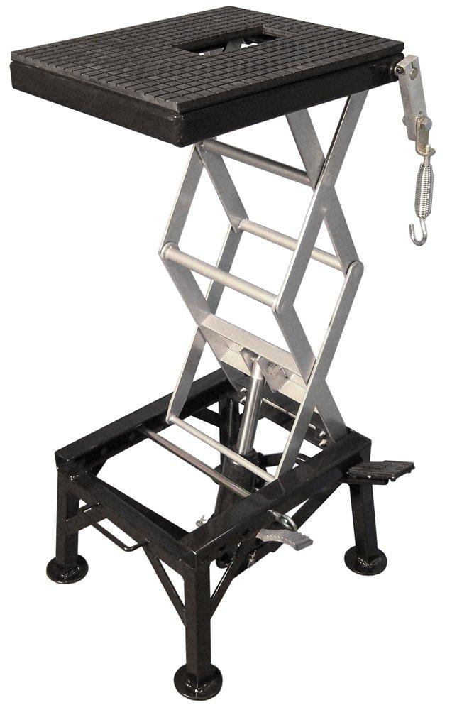 Motorsport Products 92-5012 Black MX Hydraulic Scissor Lift by Motorsport Products