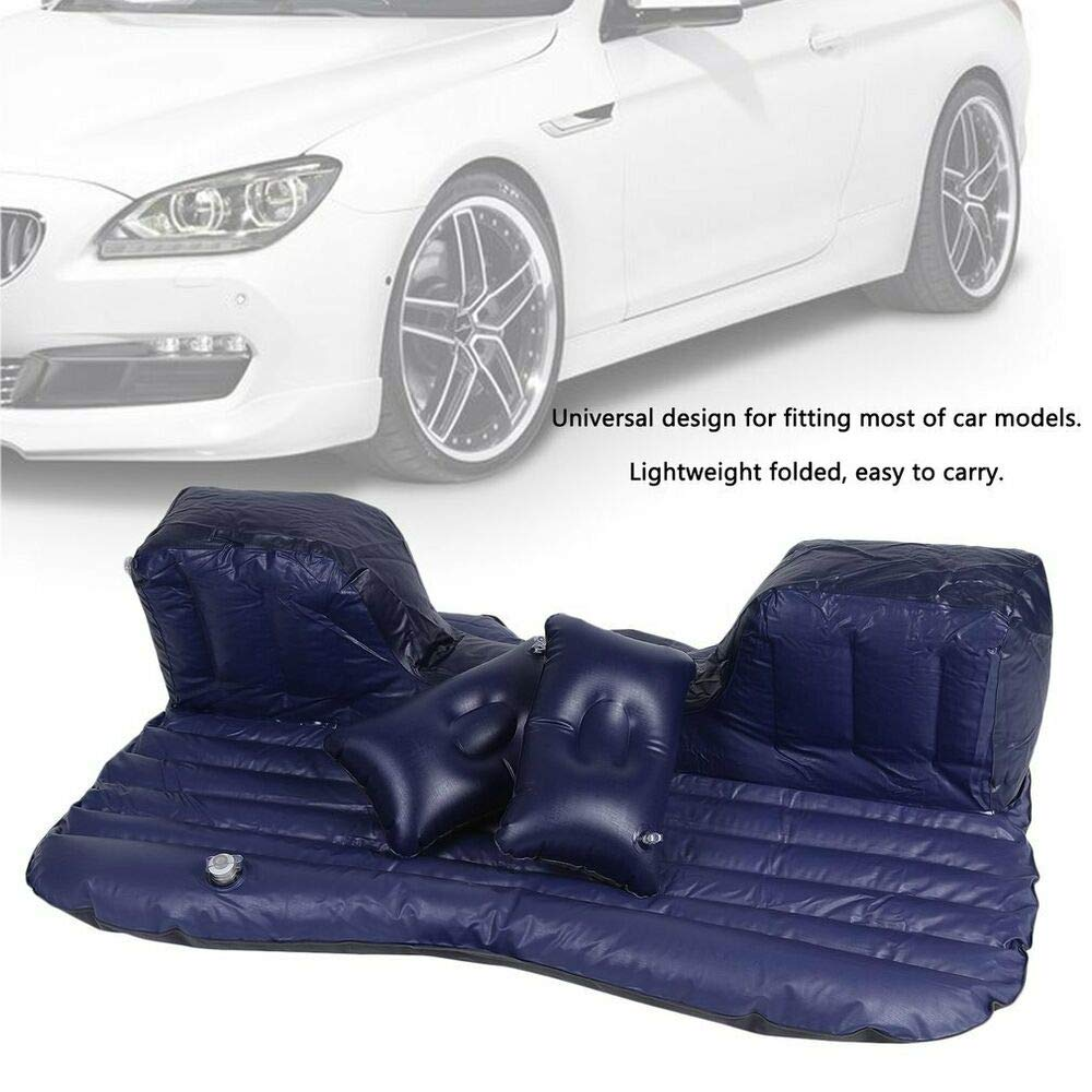 maxgoal 53'' Car Air Bed Inflatable Mattress Back Seat Cushion with Pillows for Travel MX G83584 by maxgoal (Image #2)