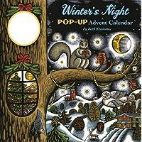 Winter's Night Pop-Up Advent Calendar