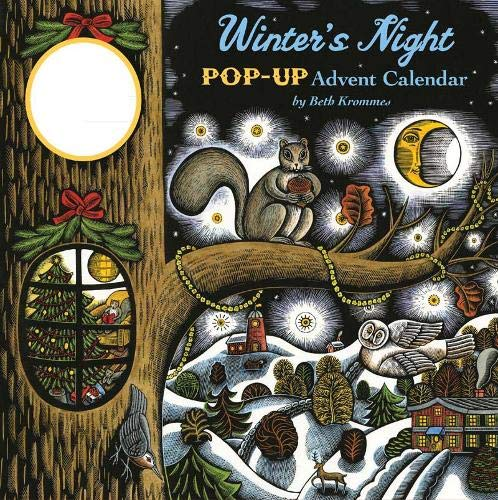Winter's Night Pop-Up Advent -