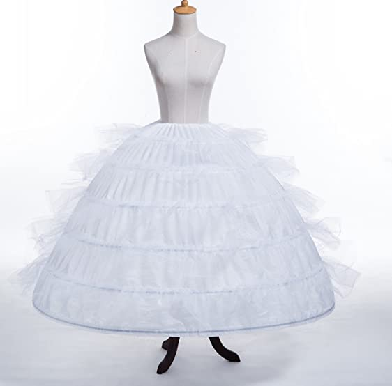 Sweetdresses Women\'s Layers Ball Gown Petticoat For Quinceanera ...