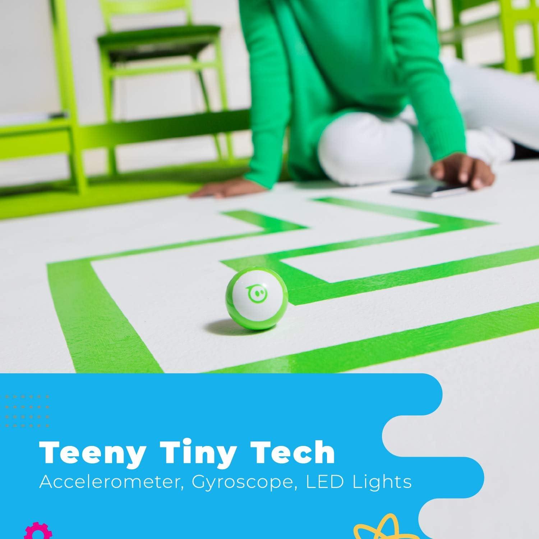 Sphero- Robot Mini Soccer piloté par Application, M001SRW Orange