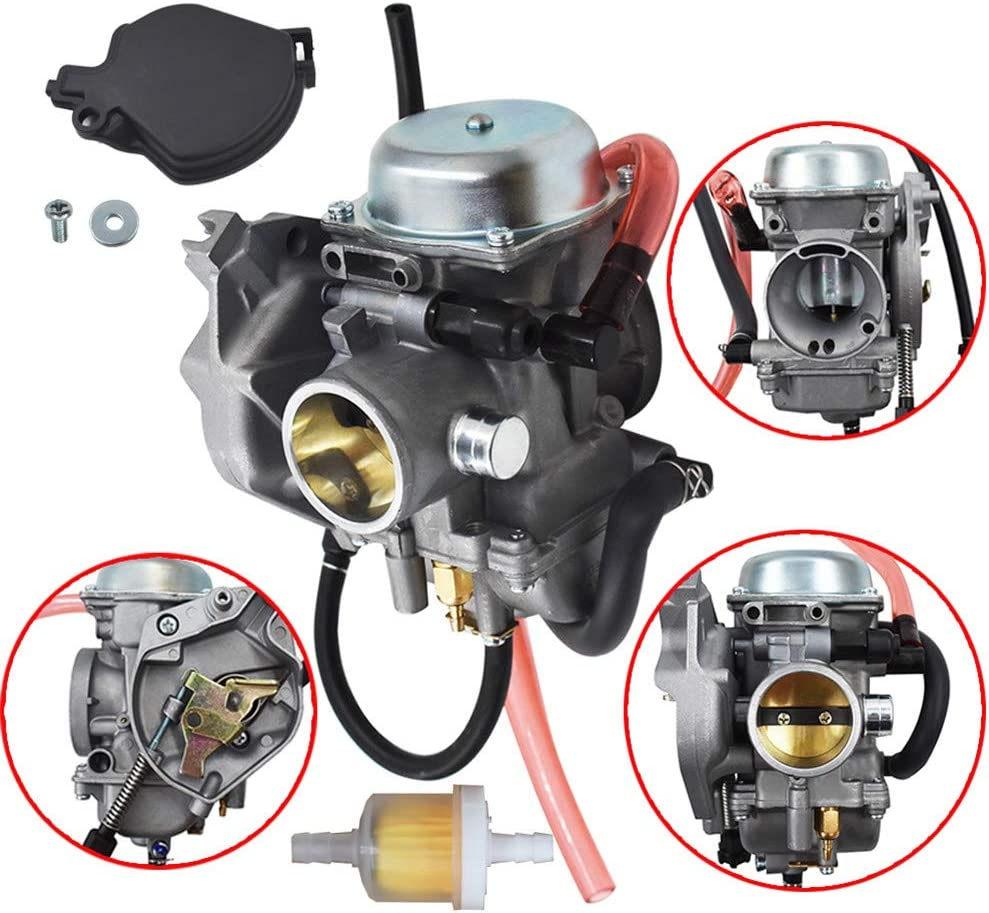 Carburetor For Suzuki Vinson 500 LTF500F LTA500F 4x4 Manual 2002-2005 2006 2007