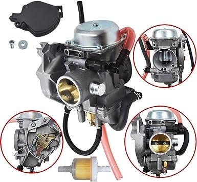 LT-A500F Carb // Carburetor Repair Kit Suzuki Vinson 500 2006-2007