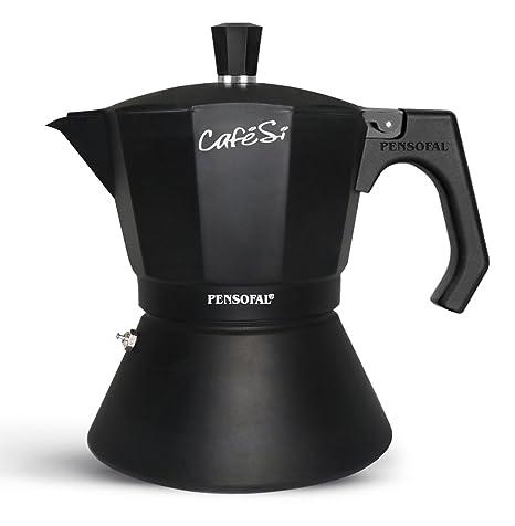 Amazon.com: Pensofal 07pen8403 3-Cup cafesi Estufa Espresso ...