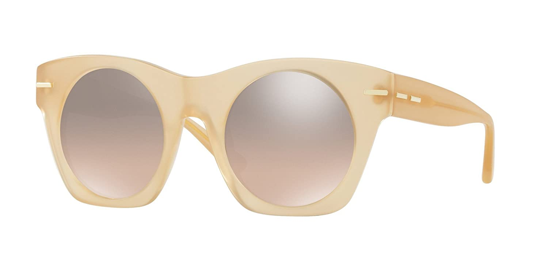 DKNY 0Dy4148 Gafas de sol, Matte Light Beige, 48 para Mujer ...