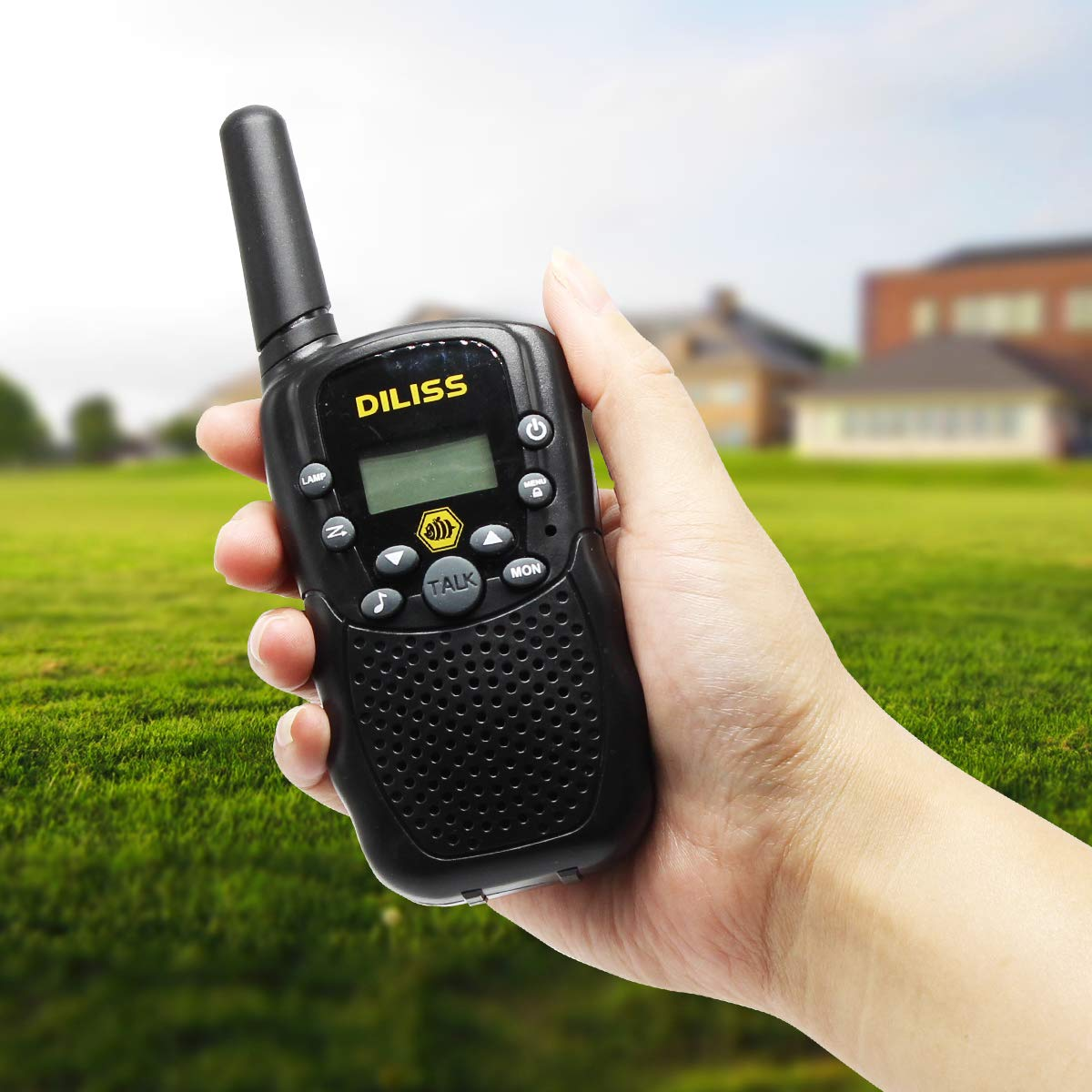 DilissToys Walkie Talkies for Kids by DilissToys (Image #5)