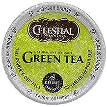 Celestial Seasonings Teas & Herbal Teas 74-14734 Green Tea K-cups, 24-Count
