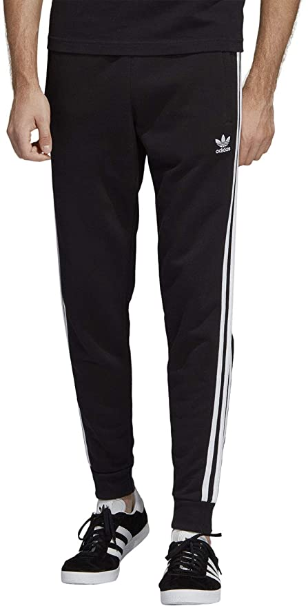 adidas 3-Stripes Pant, Pantaloni Tuta Uomo