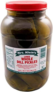 product image for LARGE DILL PICKLES