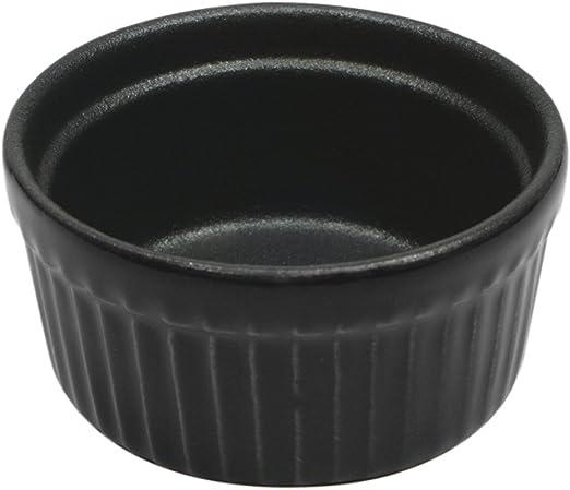 Maxwell and Williams Microstoven 3-Inch Ramekin Black