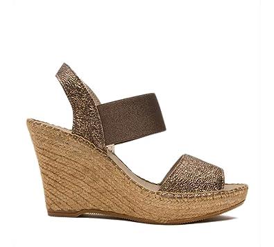Andre Assous Charlee Espadrille Wedge Sandal (Women's) RzSy9