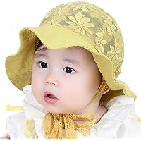 ARAUS Sombrero de Sol Niñas Bebé Sombrero de Pesca Gorro Estampado Fiesta Playa